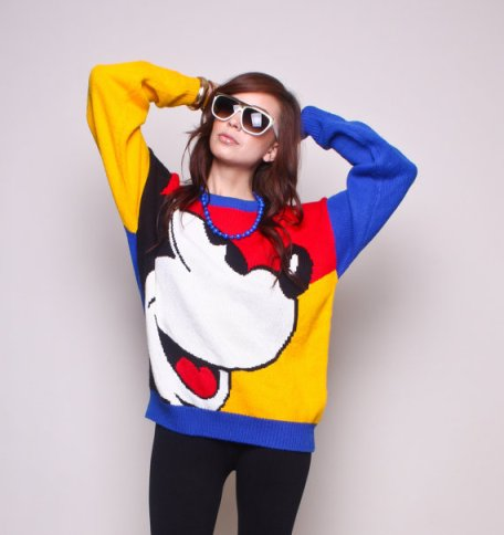 Mickey Jumper